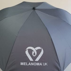 Melanoma UK Gents Umbrella