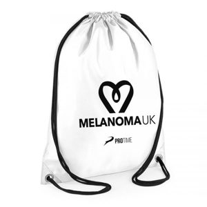 Melanoma UK Draw String Bag
