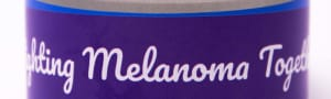 Melanoma UK Scented Tin Candle