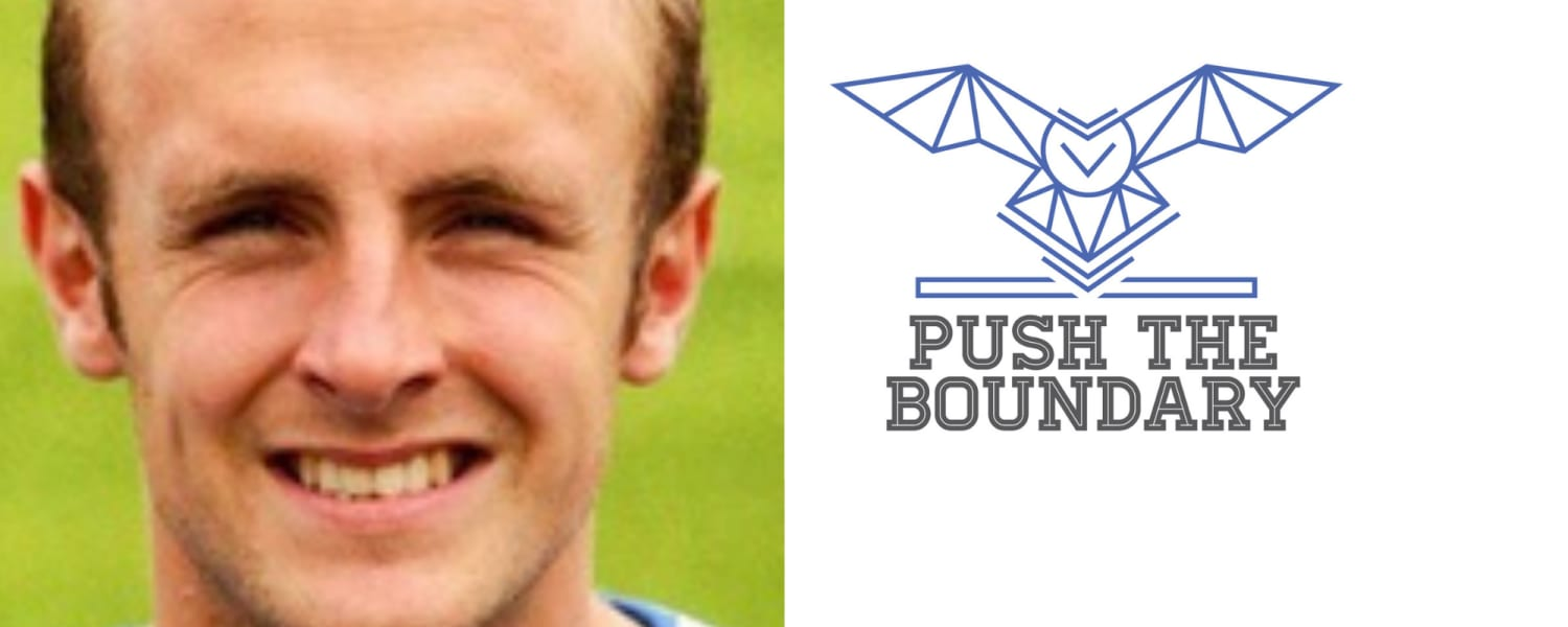 Push The Boundary Fundraising Page