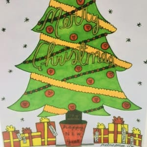 Melanoma UK Christmas Cards