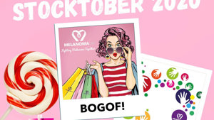 STOCKTOBER 2020 BUY ONE GET ONE FREE (BOGOF)